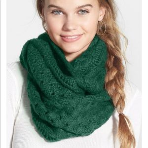 Nordstrom BP Cable Knit Infinity Scarf